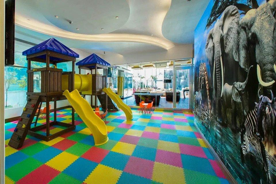 Salón de Juegos Infantiles Metropolitan Center