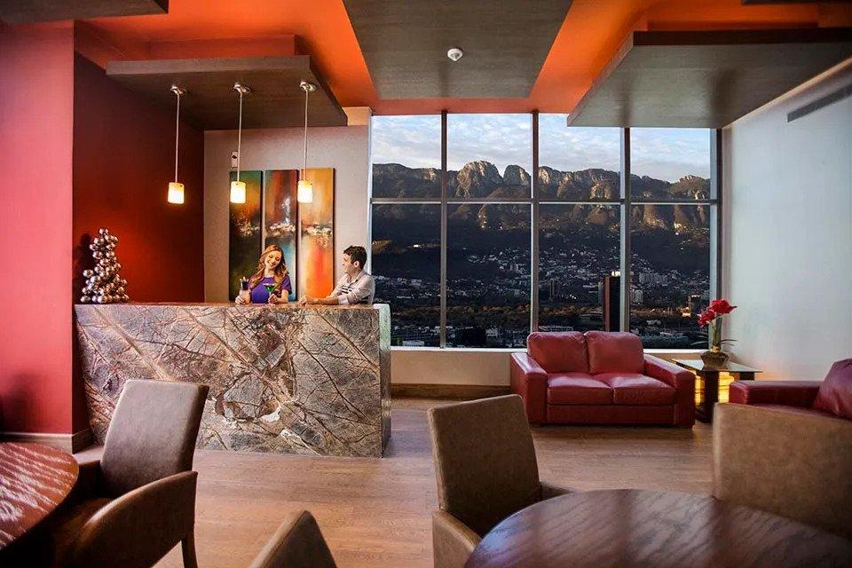 Bar Privado con Terraza Metropolitan Center